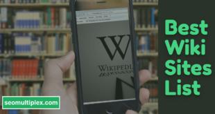 wiki sites list