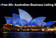 australian business listing sites