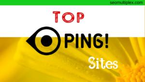 pinging sites