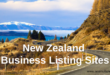 New Zealand Business Listing Sites