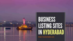 Free Business Listing Sites in Hyderabad